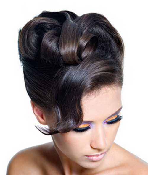 delightful prom updos