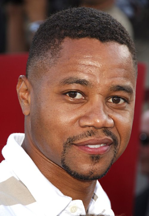 Cuba Gooding Jr haircut