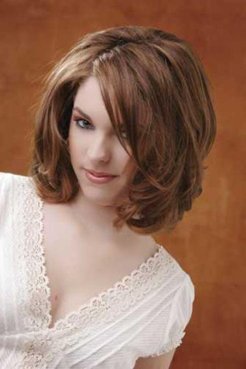 Medium layered haircuts for fine hair