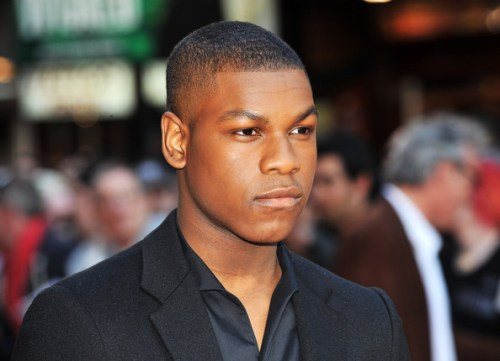 John Boyega black haircut for men