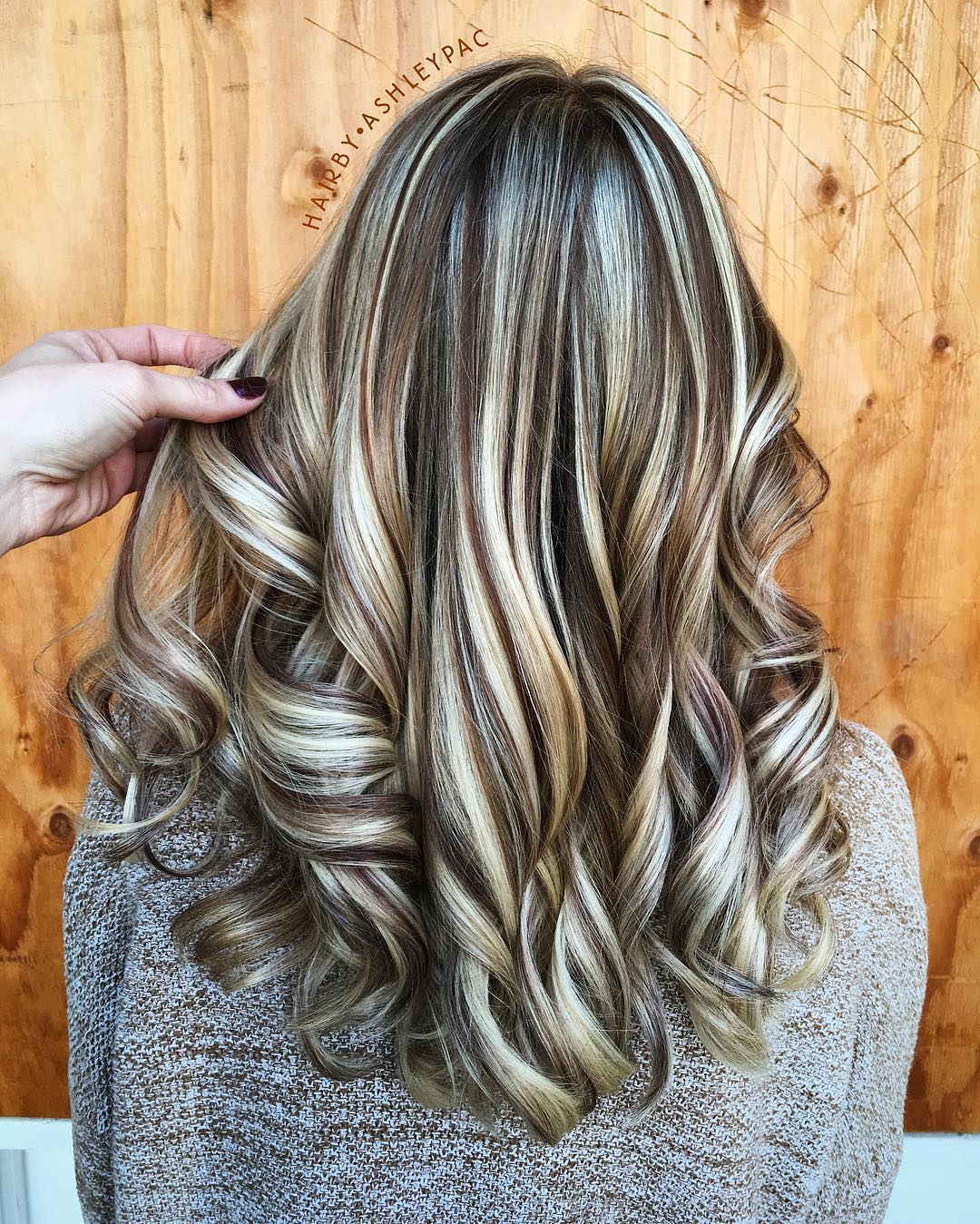 Highlights Blond 50 Light Brown Hair Color Ideas With Highlights And Lowlights
