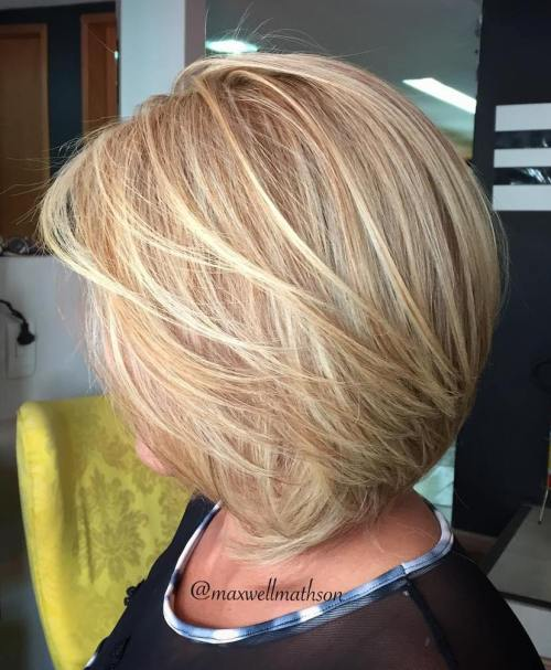 80 respectable yet modern hairstyles for women over 50