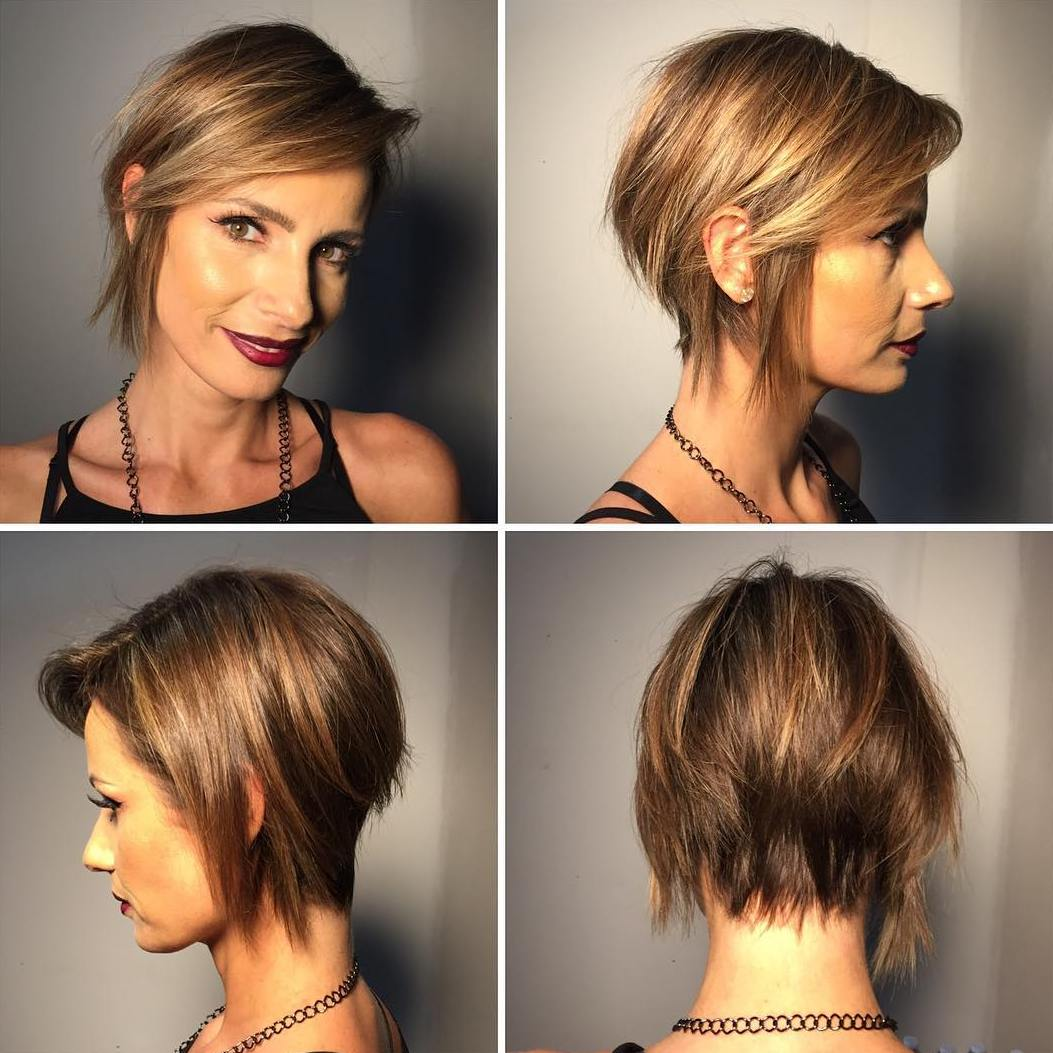 Pixie Haircut Virtual Makeover 40 Best Edgy Haircuts Ideas To Upgrade Your Usual Styles