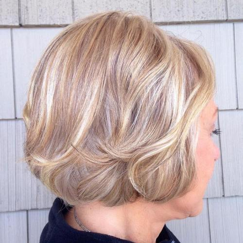 Over Short Haircut For Thin Hair