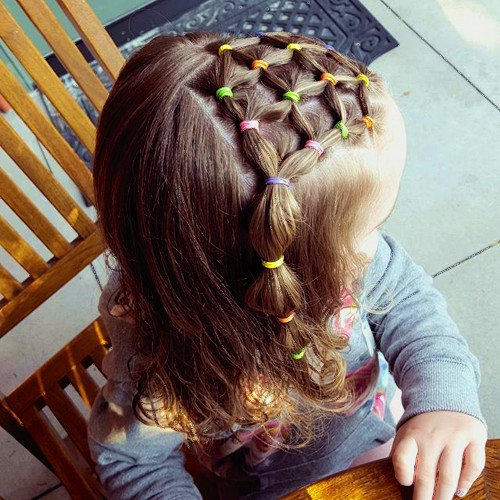 Pleasant 40 Cool Hairstyles For Little Girls On Any Occasion Hairstyle Inspiration Daily Dogsangcom