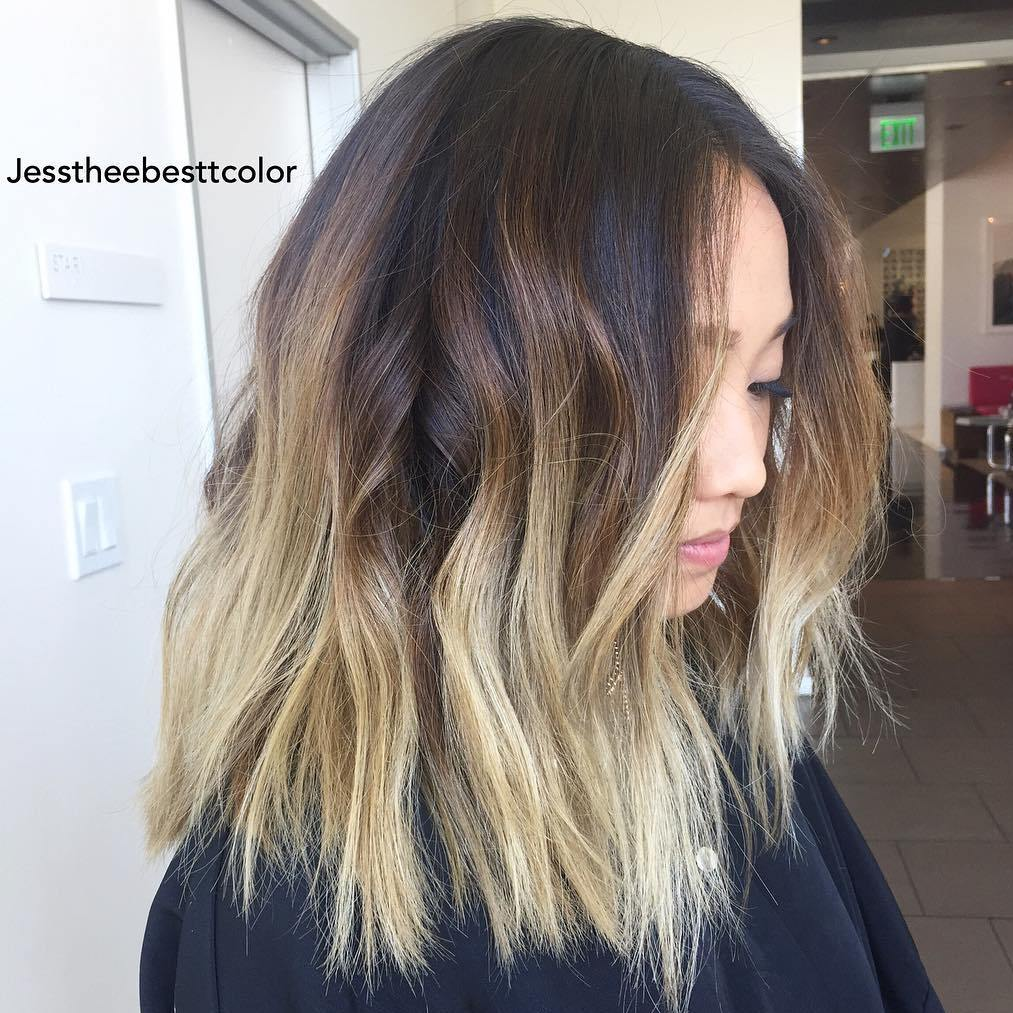 Ombre Look 60 Best Ombre Hair Color Ideas For Blond Brown Red And Black Hair