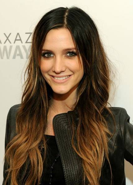 ombre for brown hair