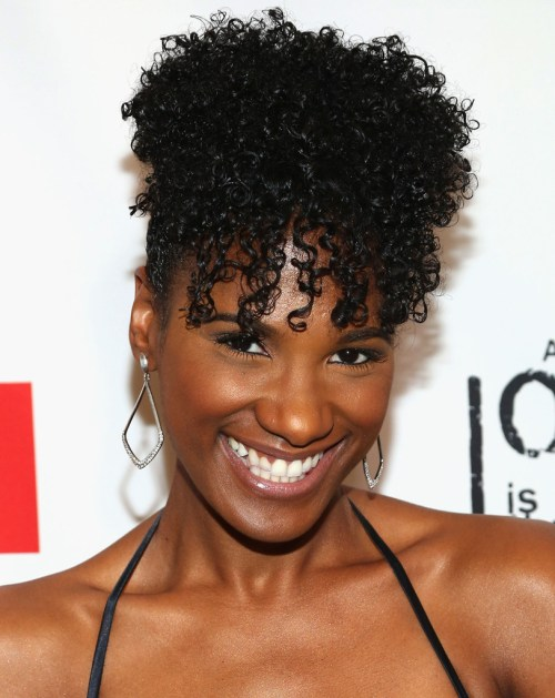 60 Most Inspiring Natural Hairstyles For Short Hair