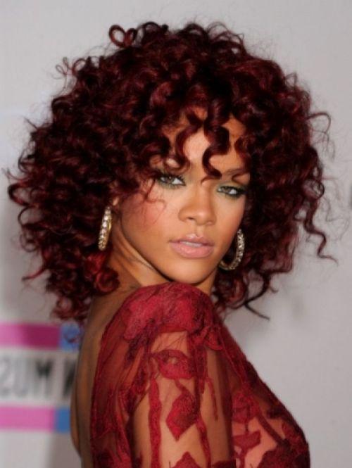 shades of burgundy hair dark