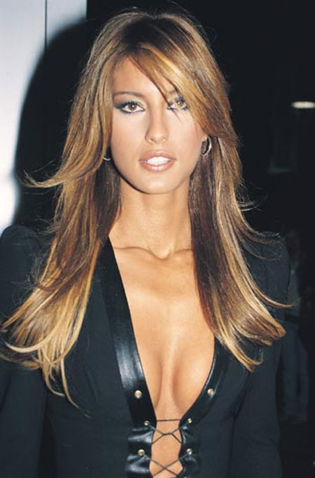 Hairstyle pic 35 ideas for light brown hair with highlights and light brown hair with golden streaks pmusecretfo Image collections