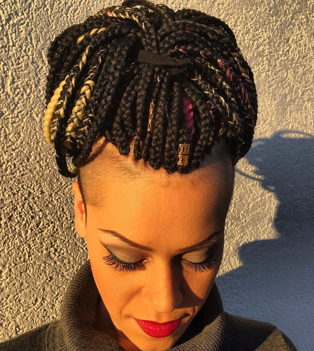 Watch 20 Amazing Fulani Braids for Women of All Ages video