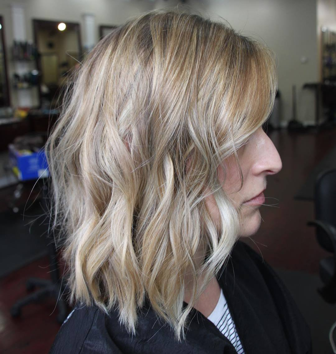 Haircut For Fine Mid Length Hair 65 Devastatingly Cool Haircuts For Thin Hair