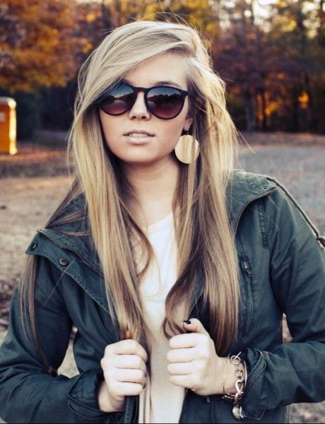 Hairstyle Pic: 30 Picture-Perfect Hairstyles For Long Thin Hair