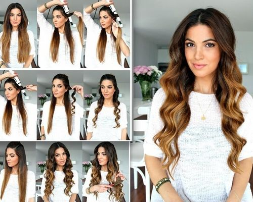 different ways to curl your hair
