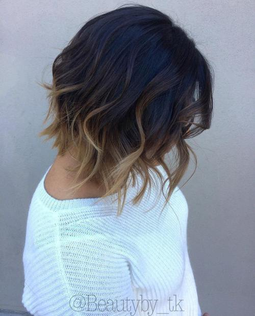 30 Short Ombre Hair Options For Your Cropped Locks In 2017