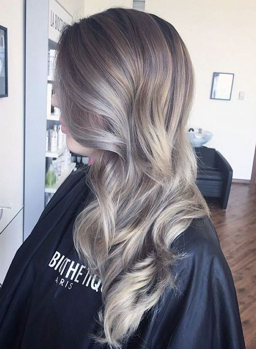 blonde ombre hair charge