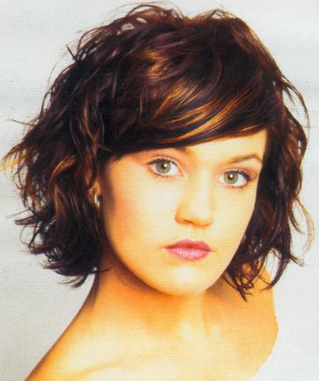 25 Different Versions Of Curly Bob Hairstyles