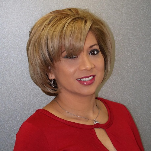 Classic Bob With Bangs For Women Over 40