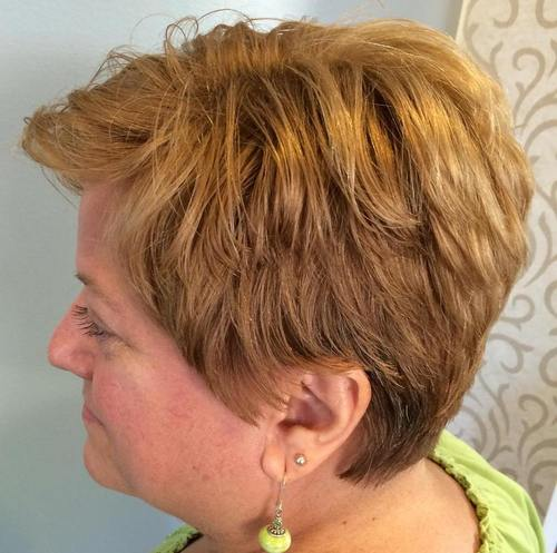 pixie for women over 40