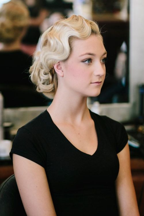 elegant hairstyles binding tradition