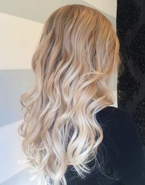 Balayage Ombre With Base Color 40 Blonde Hair Color Ideas With Balayage Highlights