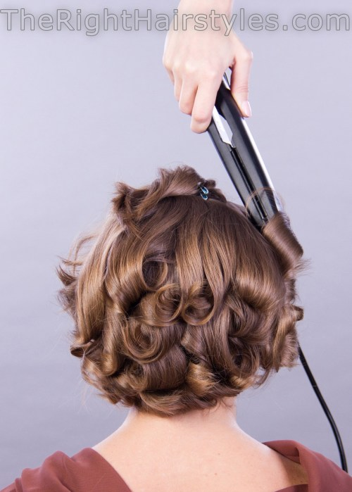 how to make beautiful curls