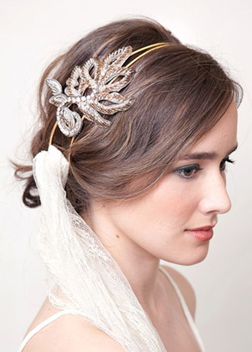 Wedding Hairstyles For Medium Hair Side 15 Sweet And Cute Wedd...
