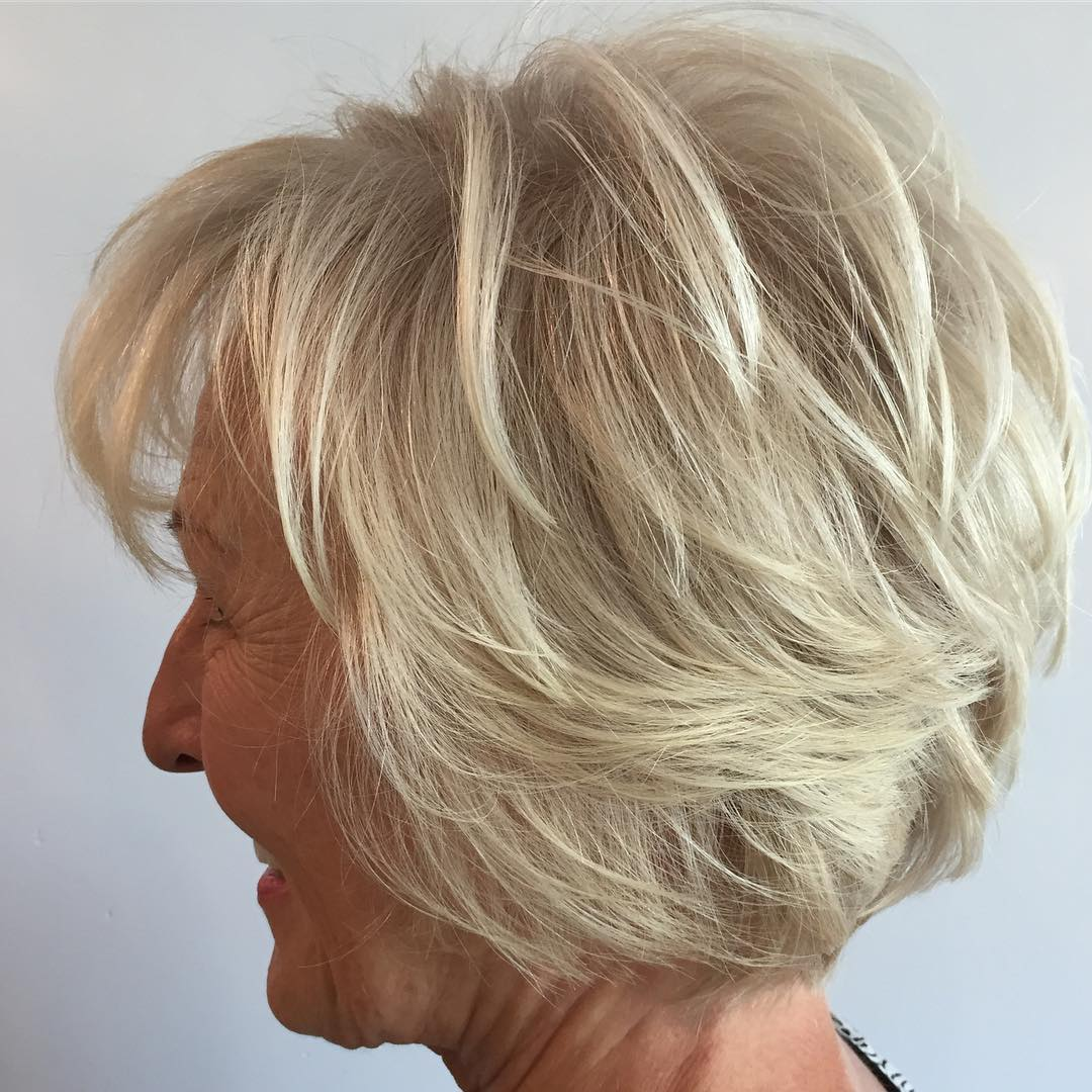 Haircuts Hairstyles 60 Best Hairstyles And Haircuts For Women Over 60 To Suit Any Taste