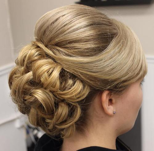 classy hairstyles long blonde
