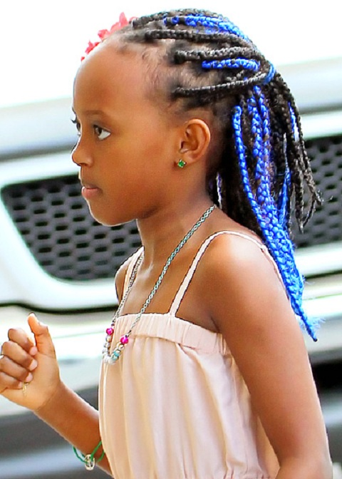 Black Kids Hairstyles and Haircuts – 40 Cool Ideas for ...