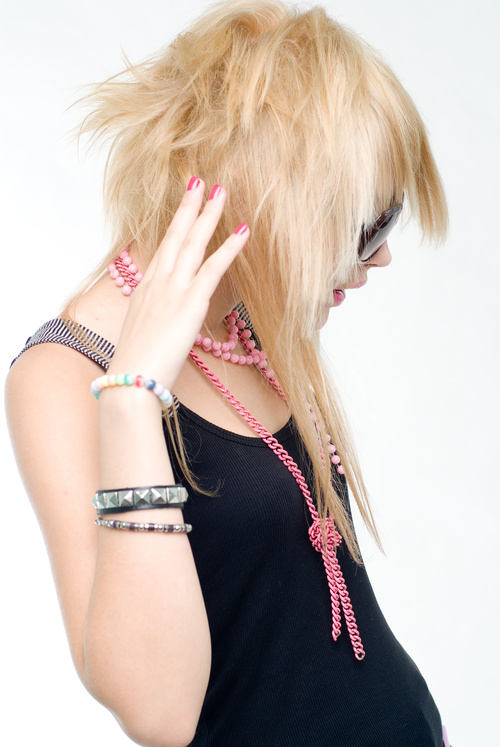 layered haircut for teen girls