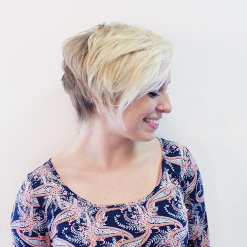 blonde pixie-bob