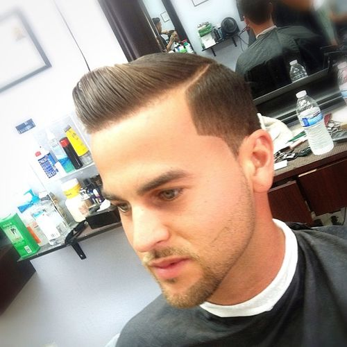 Hairstyle Pic: 40 Superb Comb Over Hairstyles for Men