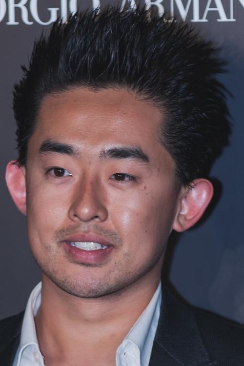 Cut man asian hair