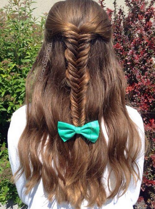 Enjoyable 45 Fabulous Half Updos New Styling Ideas Hairstyle Inspiration Daily Dogsangcom
