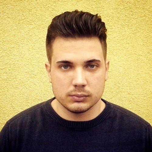 mens combed hairstyles hairstylegalleriescom