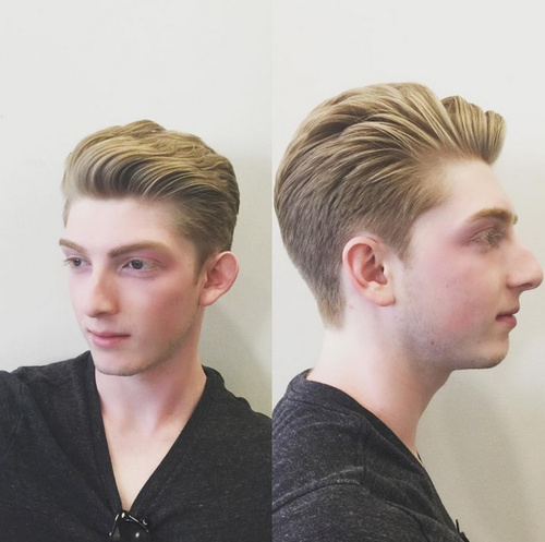 Hairstyles For Long Hair Quiff : 60 Versatile Men?s Hairstyles and Haircuts