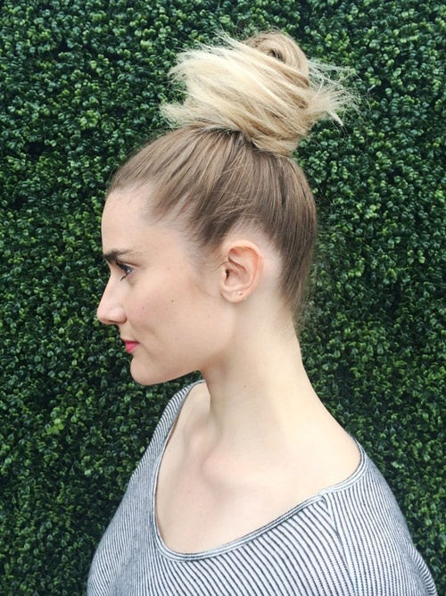 Hairstyles For Long Hair Knots : 19 Gorgeous and Easy Updos for Long Hair