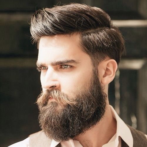 come over hairstyle : 40 Superb Comb Over Hairstyles for Men