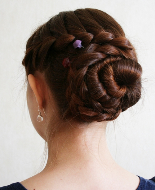 fabulous braided updos modern-day