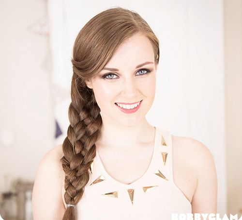 Astounding 19 Gorgeous Braided Hairstyles For Long Hair Hairstyle Inspiration Daily Dogsangcom
