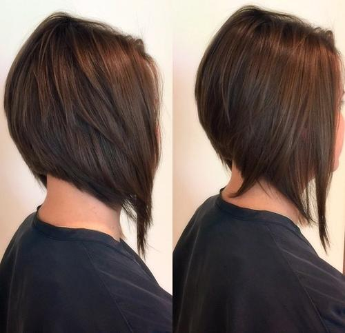 Remarkable 20 Beautiful And Classy Graduated Bob Haircuts Hairstyle Inspiration Daily Dogsangcom