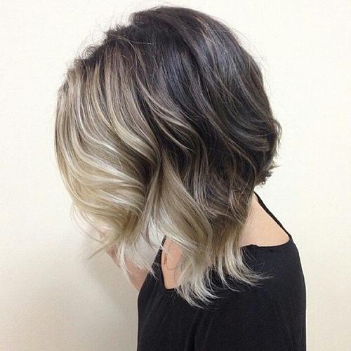 Sensational 40 Gorgeous Wavy Bob Hairstyles With An Extra Touch Of Femininity Short Hairstyles For Black Women Fulllsitofus