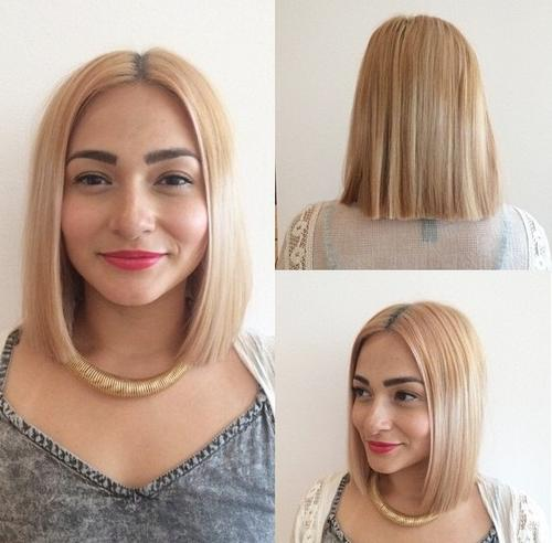 spectacular blunt bob hairstyles