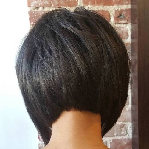 50 Trendy Inverted Bob Haircuts