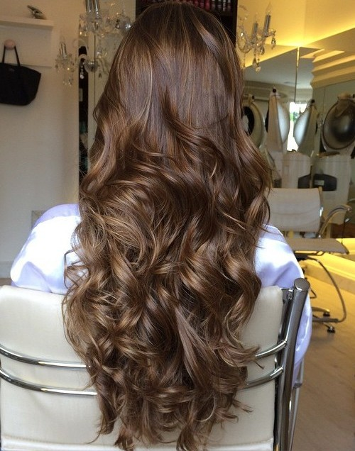 Chestnut Brown Highlights On Black Hair Images Free Download