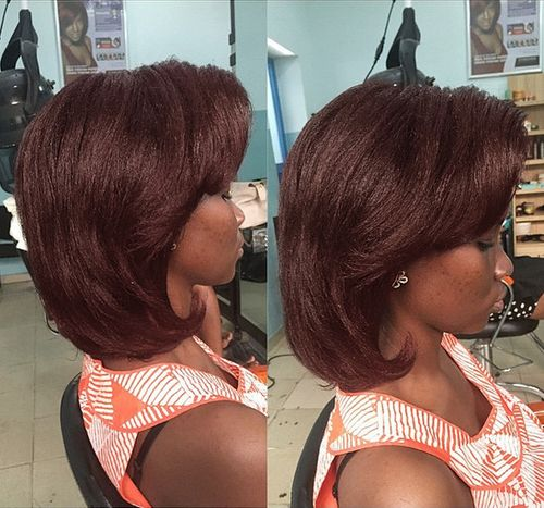 40 glamorous auburn hair color ideas