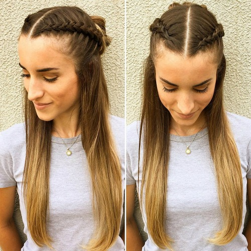 Beautiful Hairstyle In Oily Hair : Tips tricks and styles for greasy hair