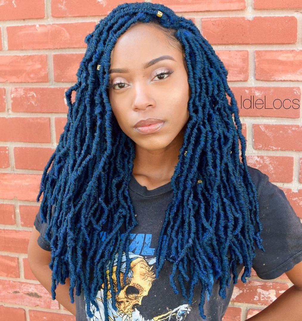 40 Fabulous Funky Ways to Pull Off Faux Locs 40 Fabulous Funky Ways to Pull Off Faux Locs new photo