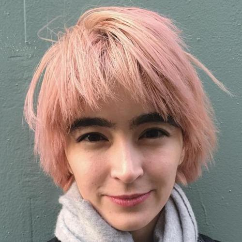 Hair Styles With Bangs: 20 Stylish Ideas For A Pageboy Haircut